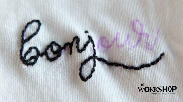 Basics of Embroidery Workshop