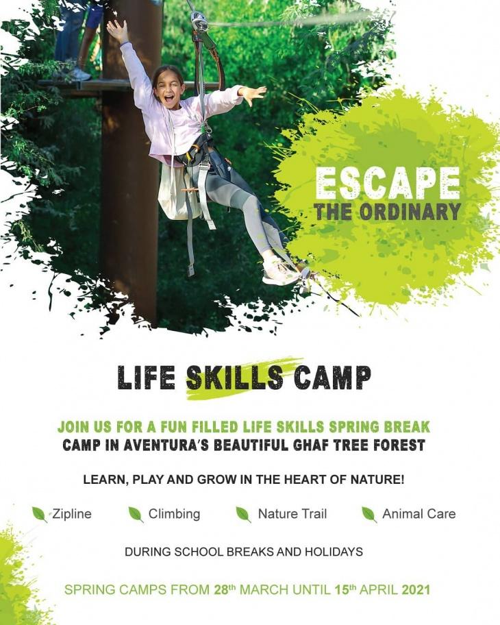 Aventura Spring Camp