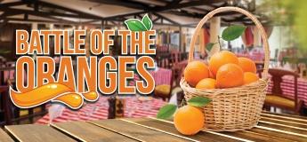 Battle of the Oranges @ Da Vinci's