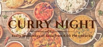 Curry Night Wednesdays