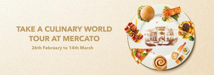 Culinary World Tour @ Mercato