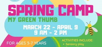 Spring Camp: My Green Thumb @ Caboodle