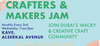 Crafter's & Makers Jam