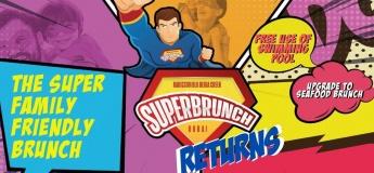 SuperBrunch: the family-friendly brunch!