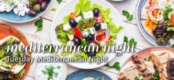 Mediterranean Night Buffet