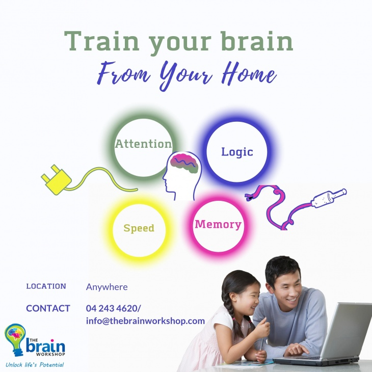 Remote Brain Training