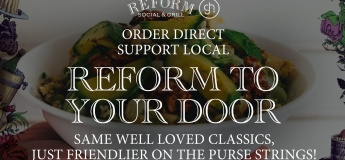 Free Delivery: Reform to your Door