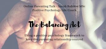 Online Parenting Talk - Positive Psychology