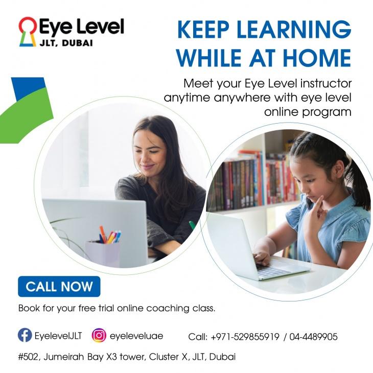 Eye Level Online Program