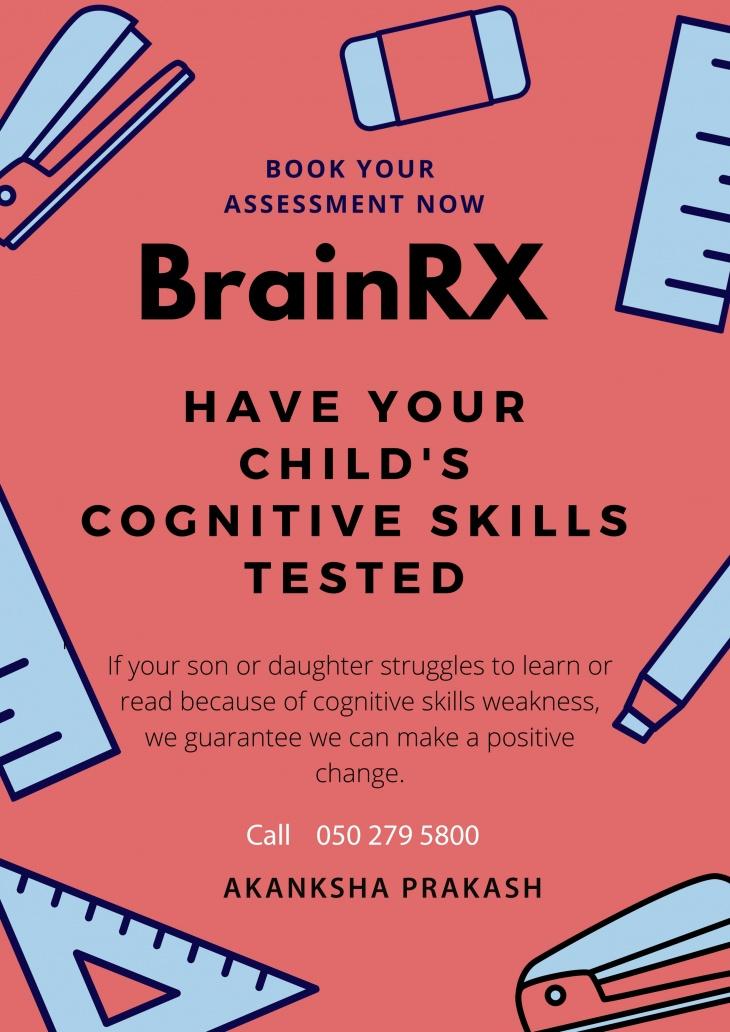 Digitalised Brain Training Sessions