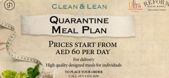 Dubai's Most Affordable Meal Plan