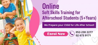 Online After school Admissions Open in Abu Dhabi & Mussafah