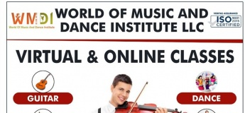 Virtual Online Interactive Sessions by World of Music & Dance Institute LLC