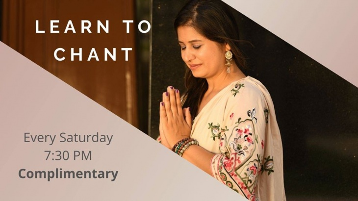 Learn to Chant