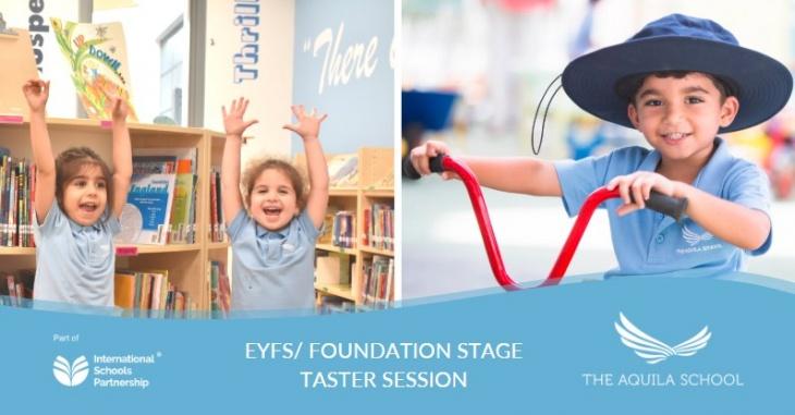 EYFS virtual taster session