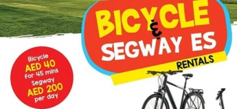 Bicycle & Segway ES Rentals