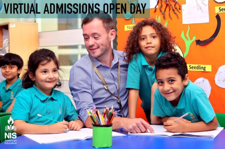 Virtual Admissions Open Day - KG & Elementary