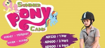 Summer Pony Camp 2020