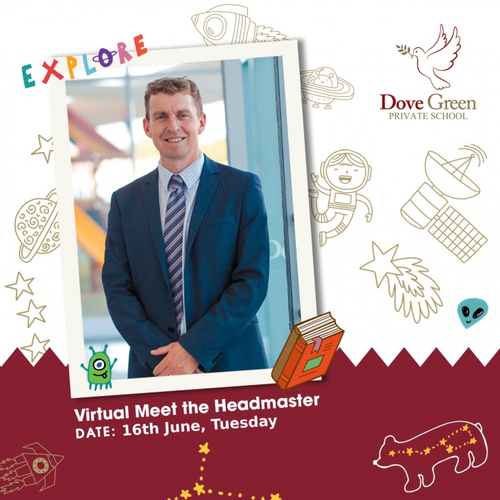 Virtual Meet The Headmaster