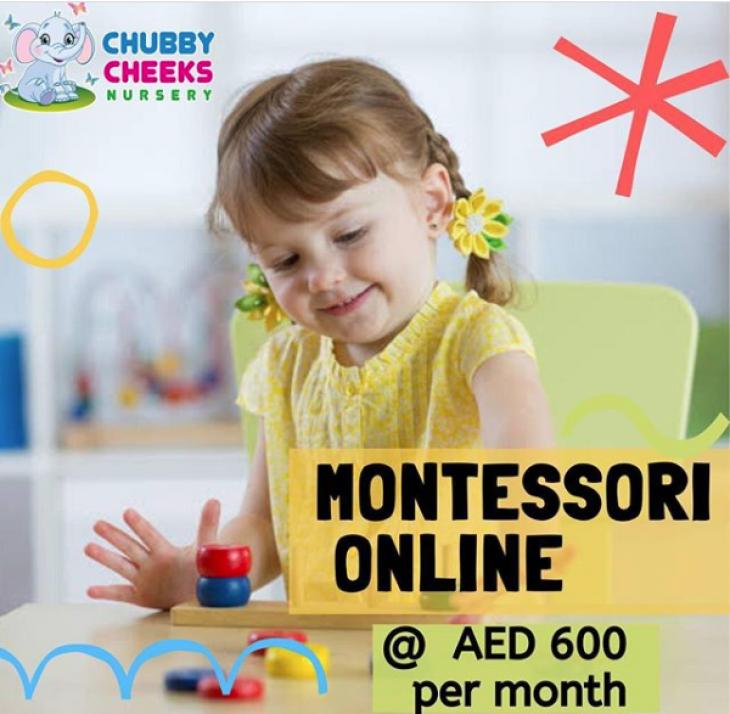 Montessori Online @ Chubby Cheeks