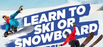 Learn How To Ski Or Snowboard In Just 48 Hours!