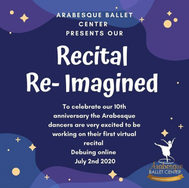 Recital Re-Imagined