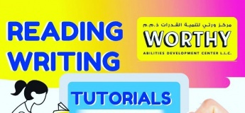 Reading and Writing Online Tutorials For KG1 or KG2