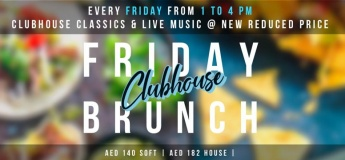 Brunch at The Clubhouse