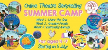 Online Theatre Storytelling Summer Camp