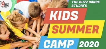 The Buzz Dance Studio's Summer Camp