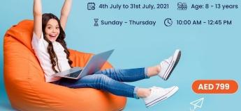 Online Summer Camp @ Plato's Planet
