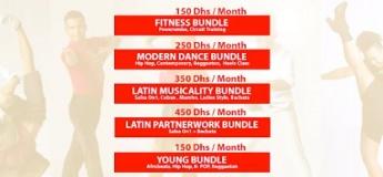 Online Bundle Dance Sessions