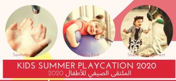 Kids Summer Playcation 2020