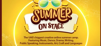 Creative Online Summer Camp - Summer On Stage