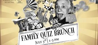 Family Quiz Brunch