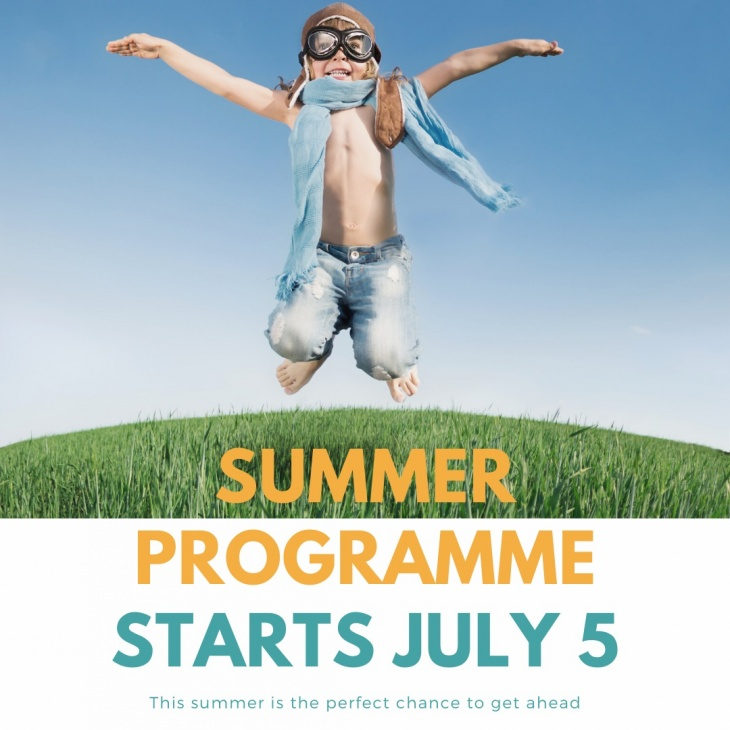 Summer Programme @ The Tutoring Center Dubai