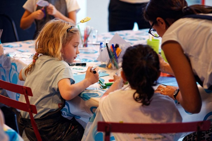 Kids Art&craft Workshops (3 to 8 years old)