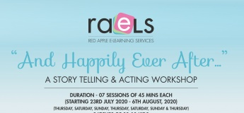 Storytelling and Acting Workshop