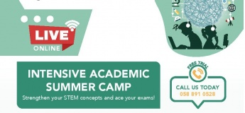 Intensive Academic Summer Camp