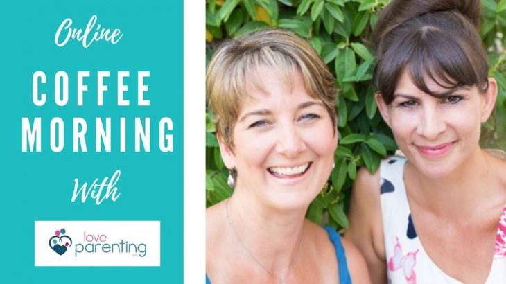 Love Parenting Online Coffee Morning