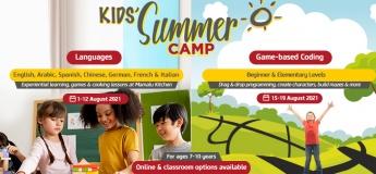 Summer Camp by Eton Institute