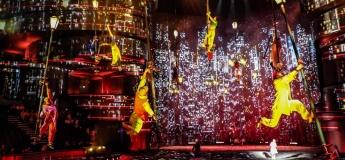 Dubai's legendary live performance La Perle