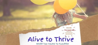 Alive to Thrive - 8-11 years old
