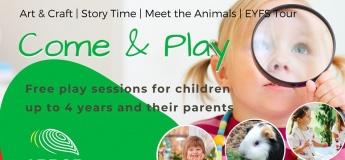 Free play session at Arbor School, Dubai