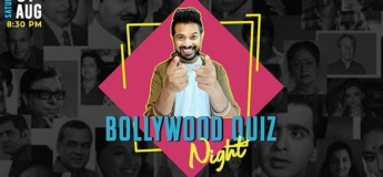 Bollywood Quiz Night