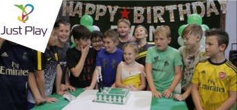 Birthday Party @ Just Play
