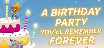 Birthday Party @ KidZania