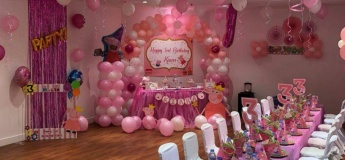Ballon Décor & Party Furniture Rental by Kids Zone