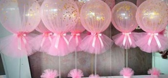 Balloon Decoration & Inflatable Slides/Equipments by Splash 'n' Party