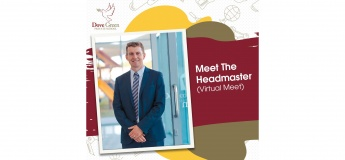Virtual Meet The Headmaster
